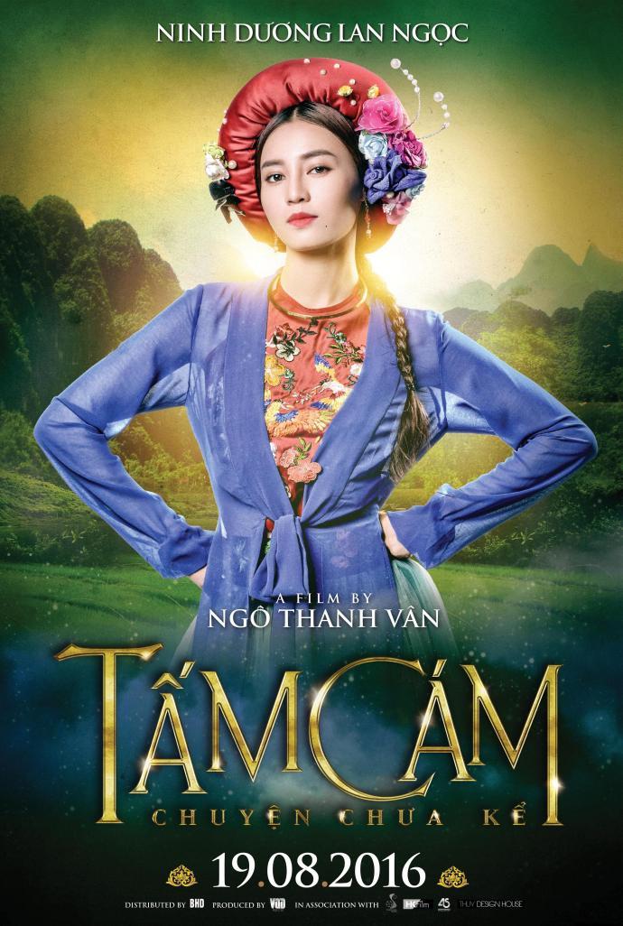 CAm Lan Ngoc poster